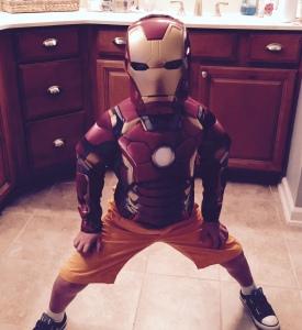Iron Man child size