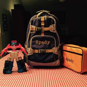 Spady is the family nickname used by the men of this family for generations