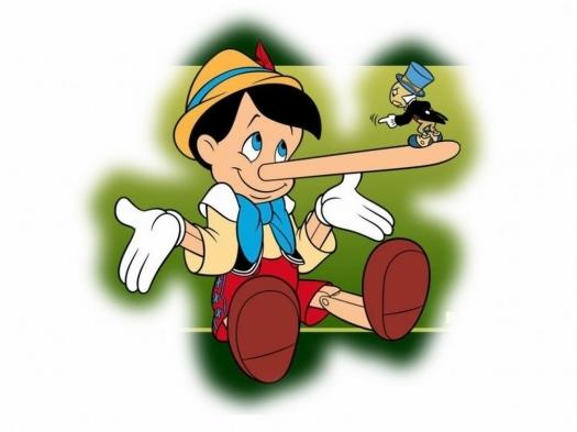 Xiomara Spadafora Culture of Lying